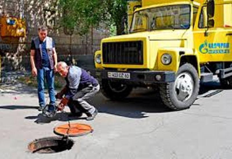 В Армении граждане с палками и камнями напали на сотрудников «Газпрома»