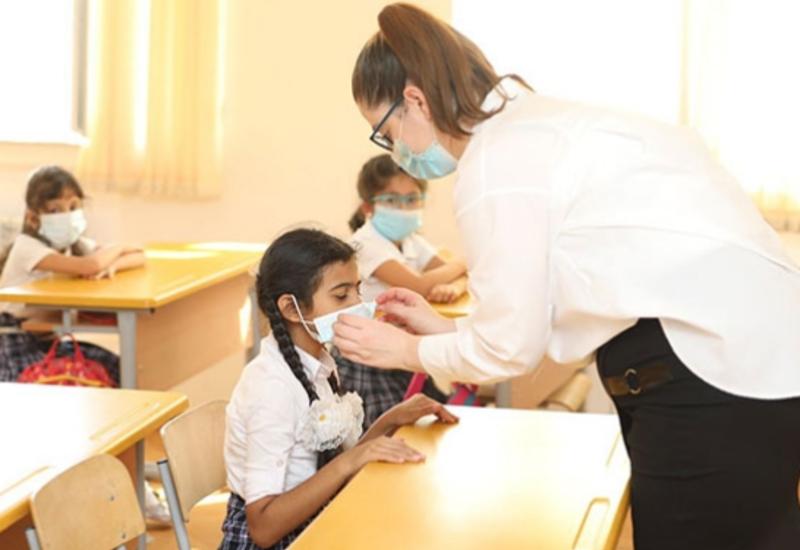 В Азербайджане 37 школ переведены на дистанционное обучение