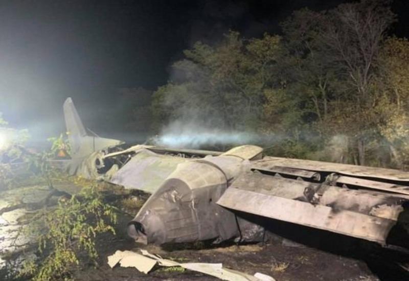 Франция готова оказать необходимую помощь Украине после крушения Ан-26
