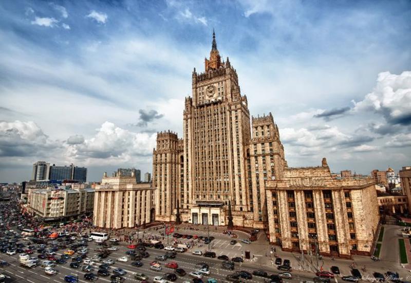 МИД России сделал заявление о боях в Карабахе
