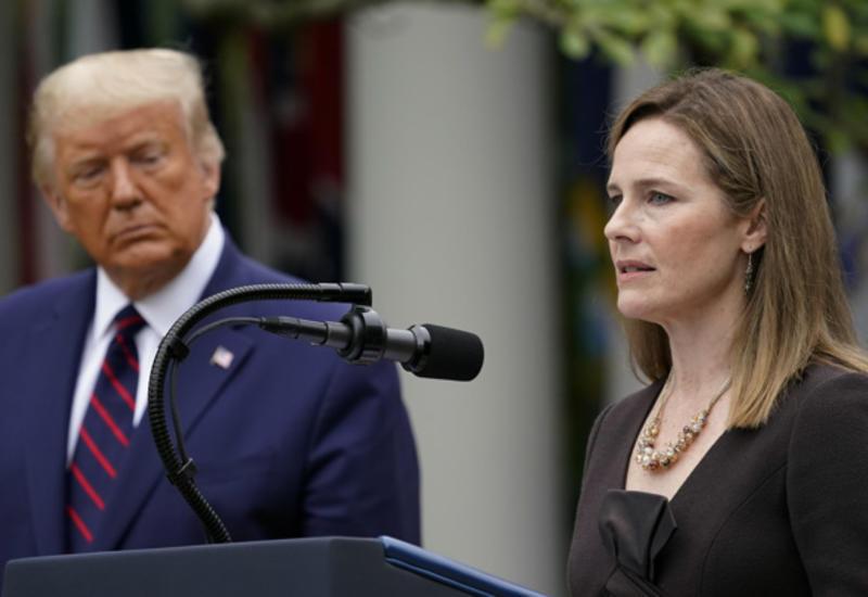 Дональд Трамп выдвинул женщину на пост члена Верховного суда