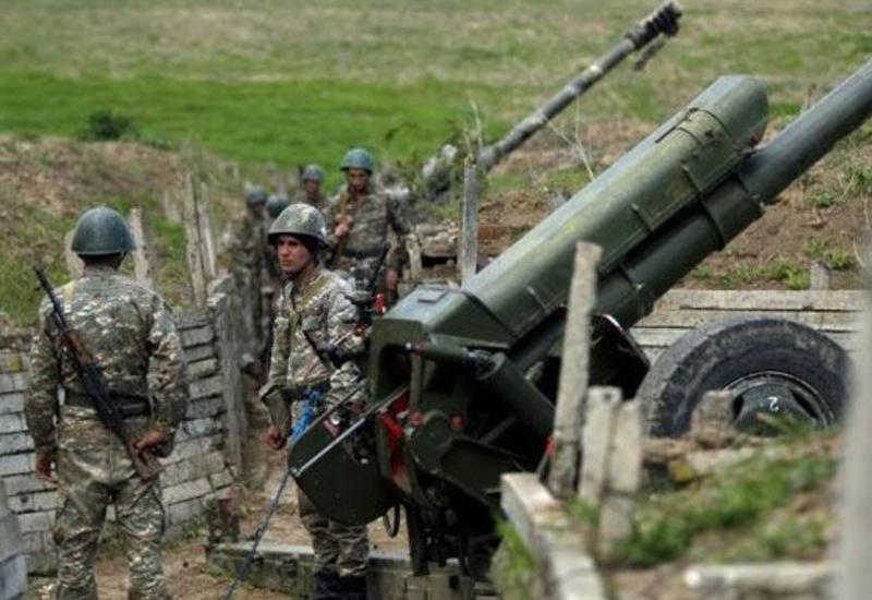 Армянская диверсионная группа совершала террористические акты,