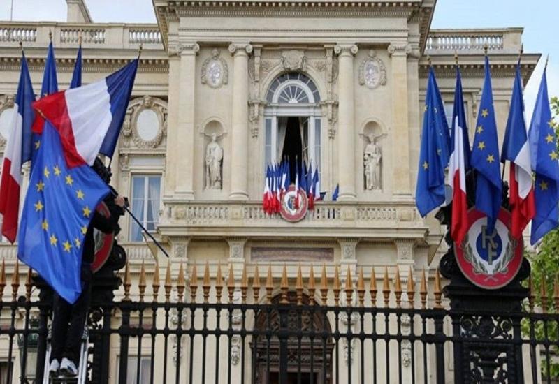 МИД Франции о масштабной провокации армян в Карабахе