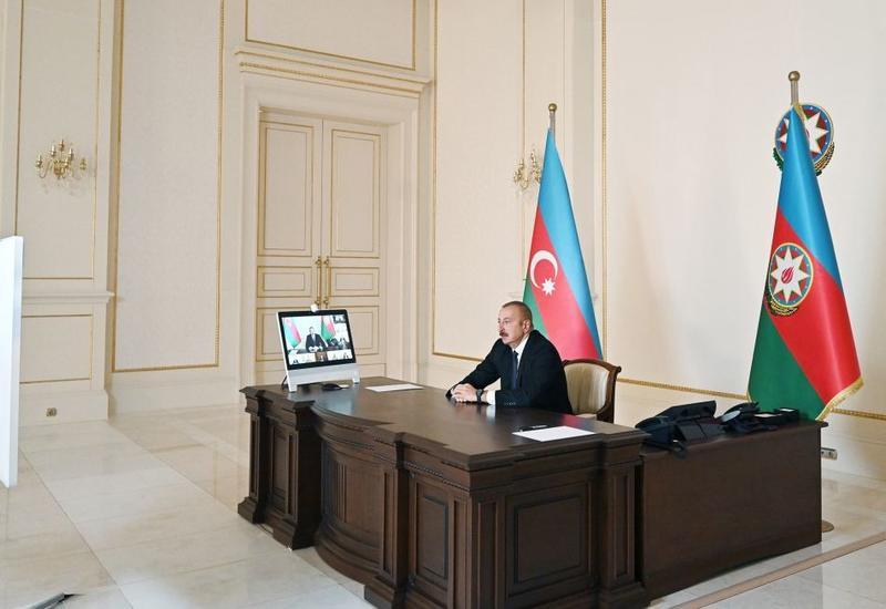 Президент Ильхам Алиев: Я предупреждал Армению