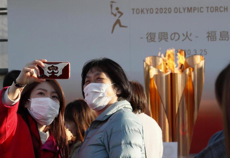 Эстафета олимпийского огня начнется 25 марта