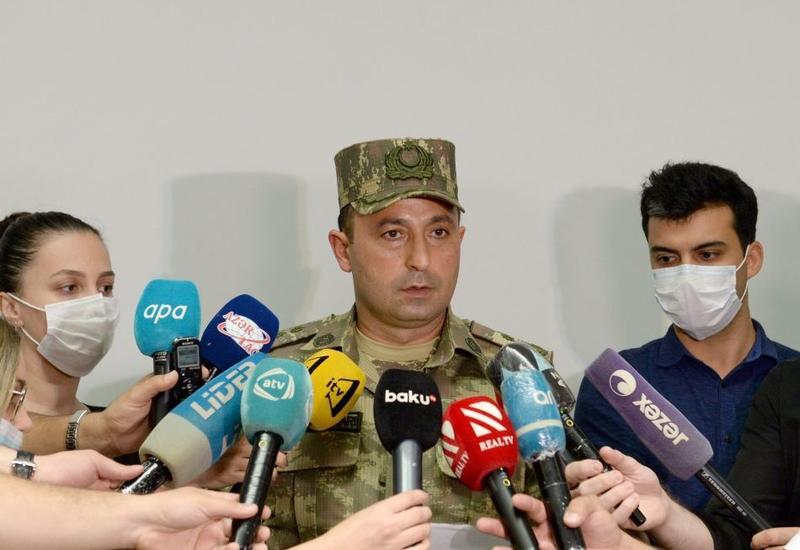 Минобороны: Азербайджан предпримет необходимые шаги в связи с нападением на Тертер
