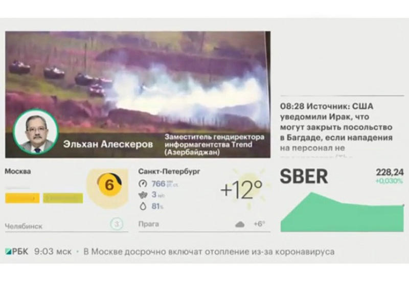 Эльхан Алескеров о настоящих причинах обострения ситуации в Нагорном Карабахе
