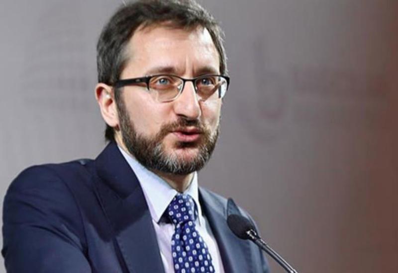Фахреттин Алтун: Международное сообщество вновь не реагирует на акты агрессии Армении