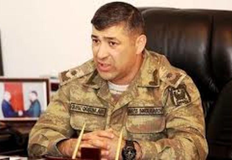 Генерал-майор Маис Бархударов: Мы будем биться до последней капли крови