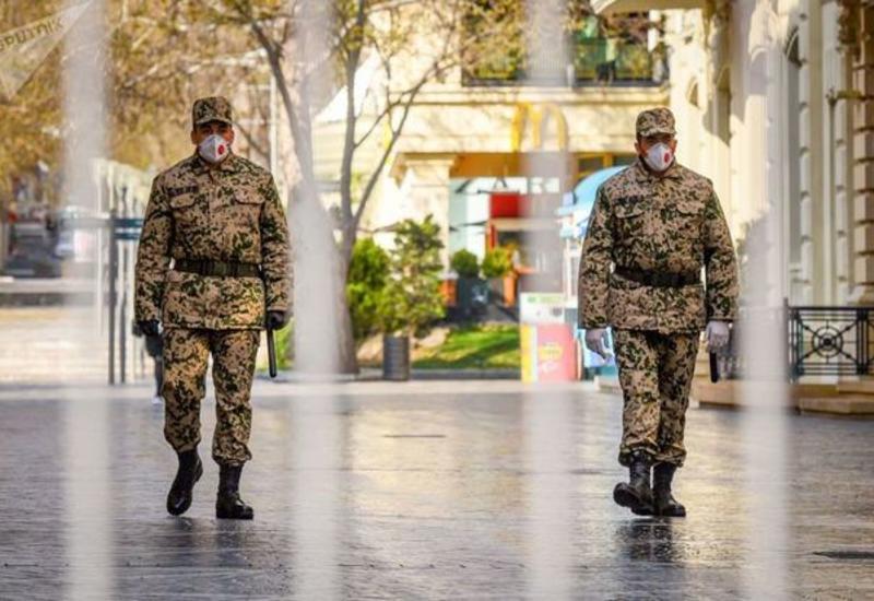 В Азербайджане сотрудники этих организаций смогут передвигаться в период комендантского часа
