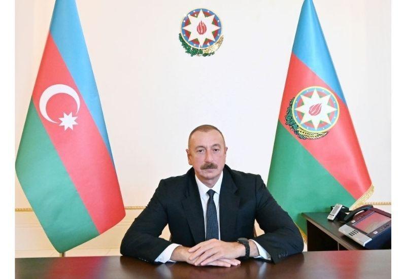 Состоялась встреча в формате видеоконференции Президента Азербайджана Ильхама Алиева с генсеком ООН Антонио Гутеррешем