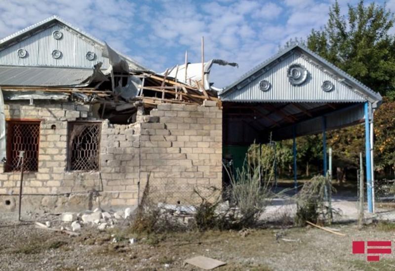 В результате обстрела армянами населенных пунктов погиб еще один мирный житель