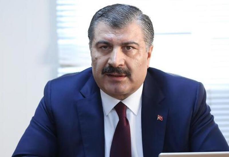 Министр здравоохранения Турции: Мы рядом с братским народом Азербайджана