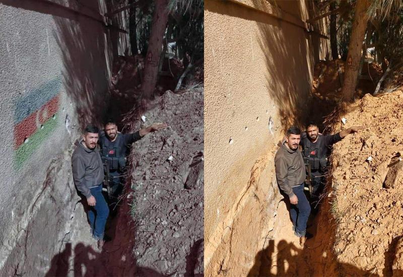 "Армяне распространяют фейк о ""сирийских боевиках в Азербайджане"""
