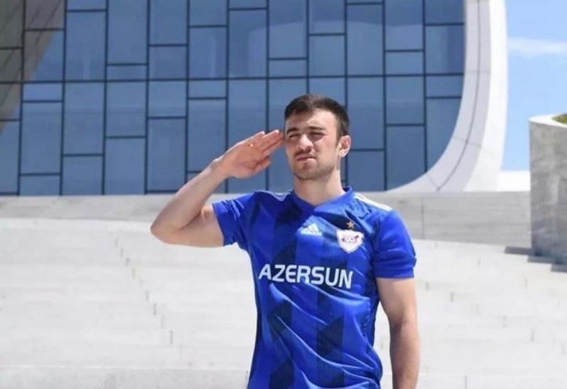 Азербайджанские футболисты: Мы счастливы освобождению родных сел от армян