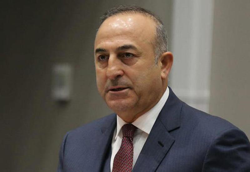 """Мевлют Чавушоглу поздравил Азербайджан с """"важной победой на фронте и за столом переговоров"""""""