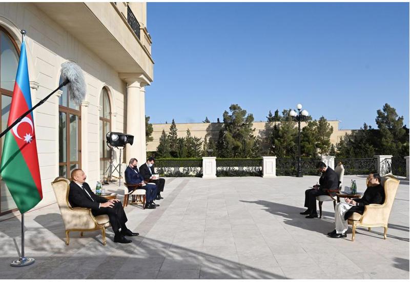Президент Ильхам Алиев: Диктаторский режим Пашиняна является угрозой миру и безопасности в регионе