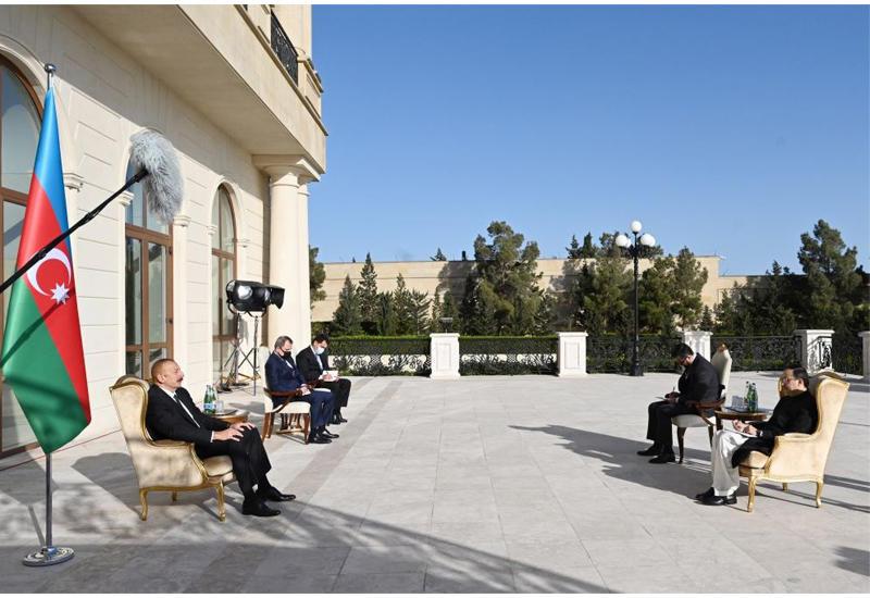 Президент Ильхам Алиев: Диктаторский режим Армении должен быть остановлен, и если международная общественность их не остановит, то их остановит Азербайджан