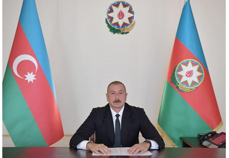 Prezident İlham Əliyev: Son 15 ildə Azərbaycan 120-yə yaxın ölkəyə maliyyə və humanitar yardımı göstərib