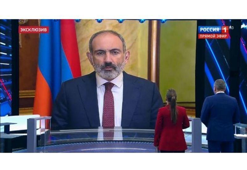 """Пашинян проговорился и признался: Армения врет про своих """"мирных жителей"""""""