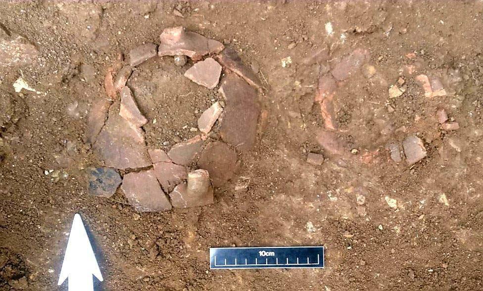 В Ярдымлы обнаружены памятники древней культуры