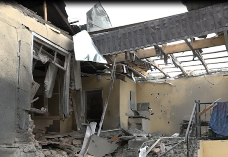 7 гражданских лиц получили ранения в результате запущенного армянами снаряда в Тертер