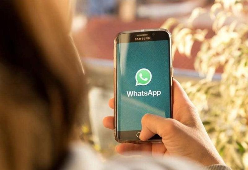 Предупреждение для азербайджанских пользователей Whatsapp