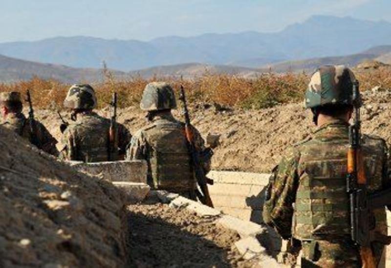 Армения устроила антироссийскую провокацию на границе с оккупированным Карабахом