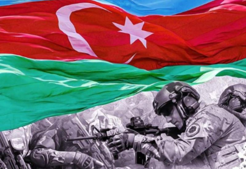 Армия Азербайджана продолжает боевые действия с победным настроем