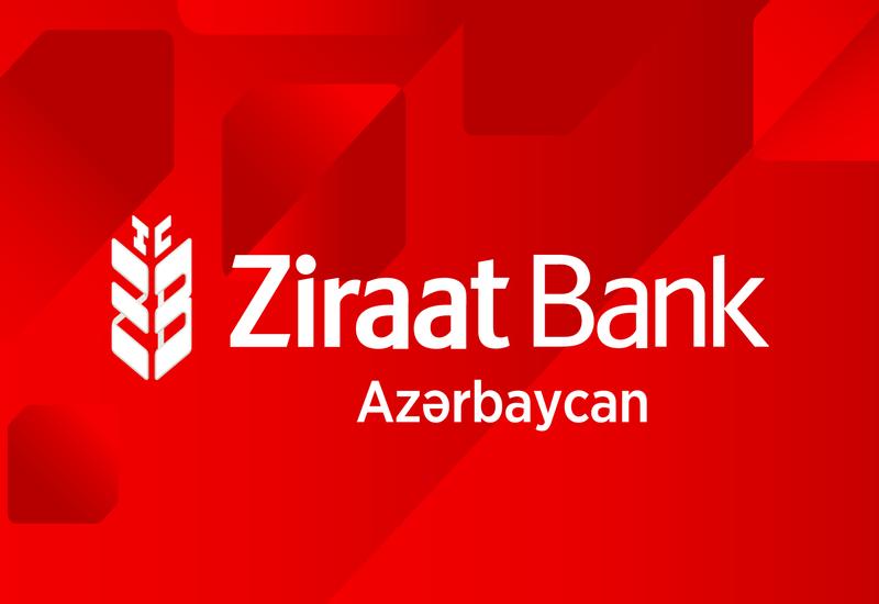 """""""Ziraat Bank Azərbaycan""""da yardım fondlarına olan ödəmələr artıq komissiyasızdır (R)"""