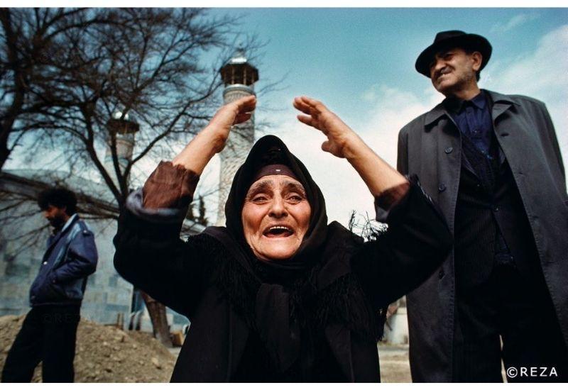 Истинное лицо армян в объективе всемирно известного фотографа