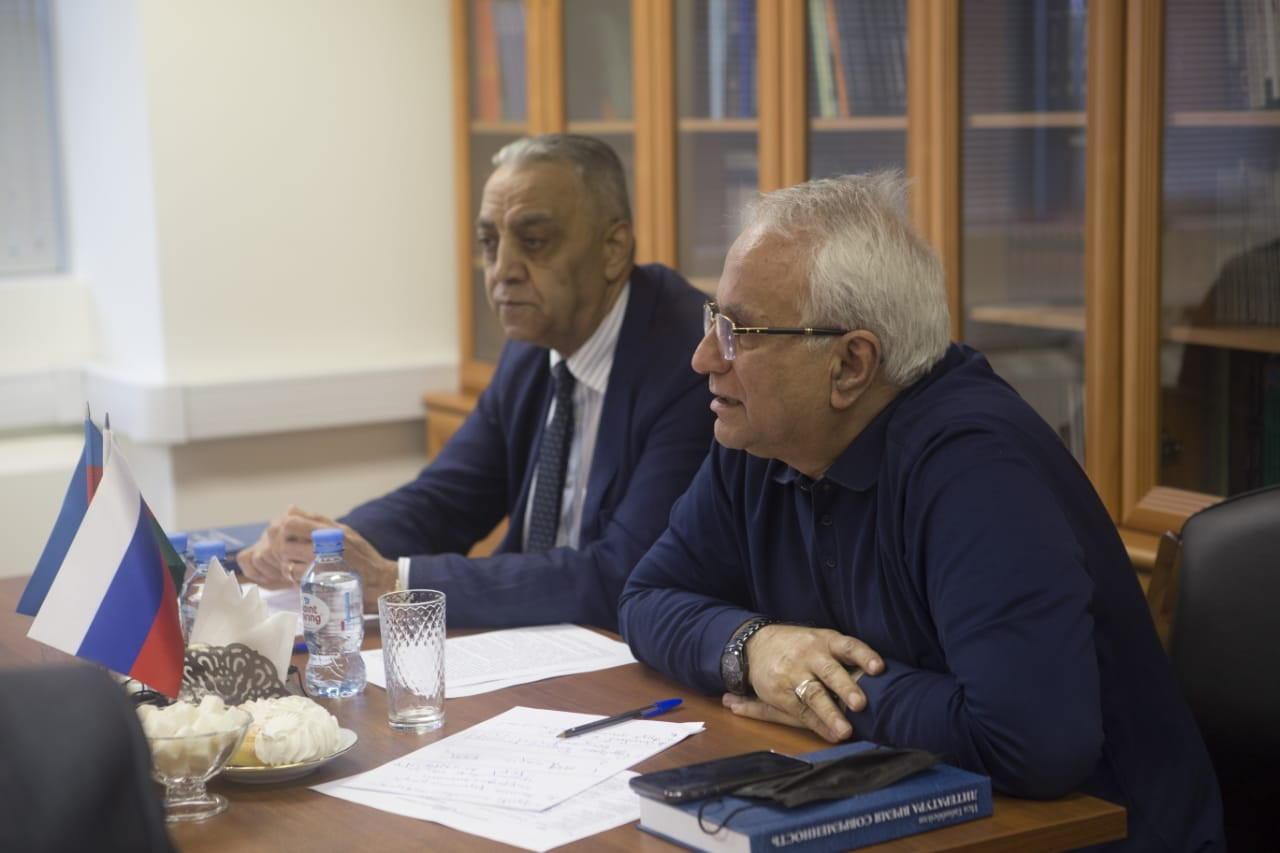 В доме Конфедерации азербайджанских общин России обсудили события, происходящие вокруг Нагорного Карабаха