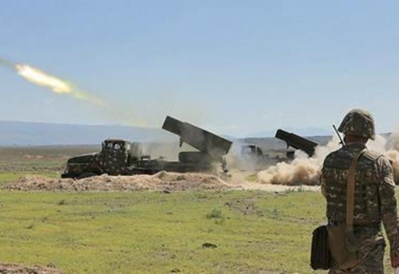 ВС Азербайджана ответили на артобстрел Губадлы