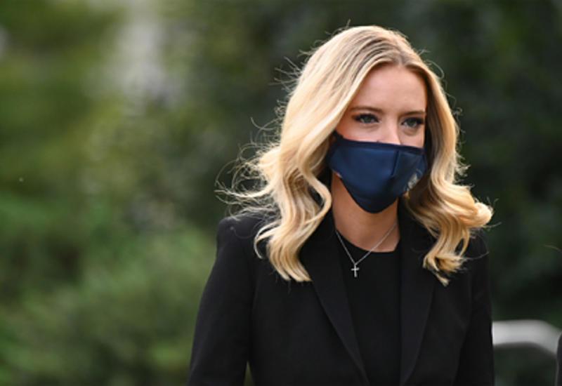 Пресс-секретарь Трампа заразилась коронавирусом
