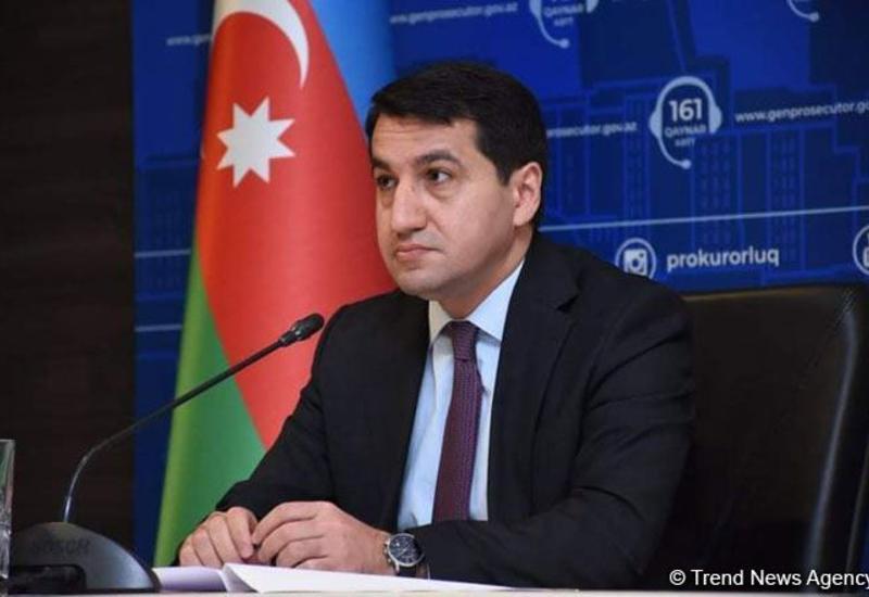 Хикмет Гаджиев сообщил о переброске террористов РПК в Карабах