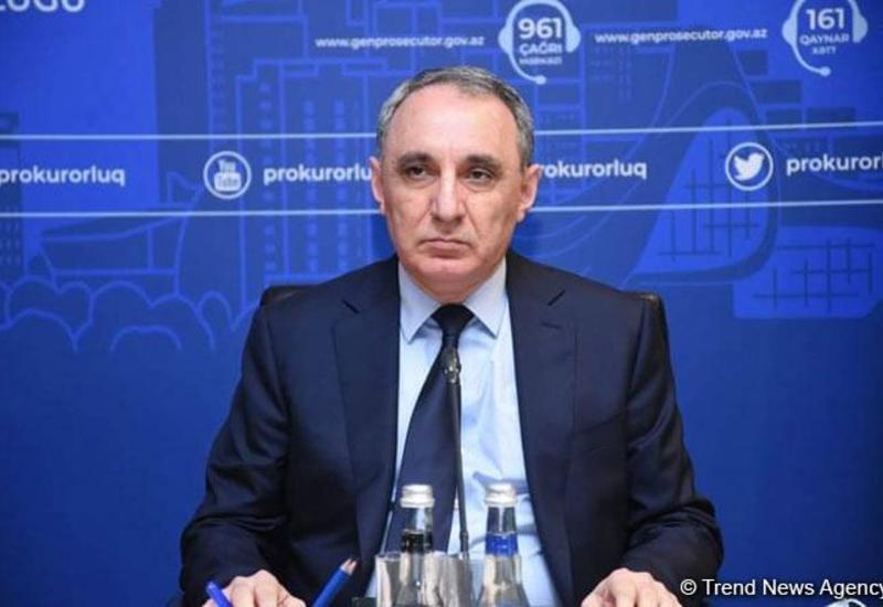Türkiyə Ali Məhkəməsinin Baş prokuroru Kamran Əliyevə zəng edib