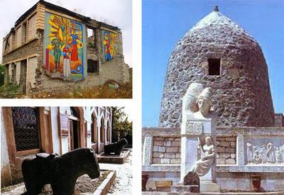 Оскверненные армянами музеи Карабаха ждут своих освободителей - ОБЗОР - ФОТО