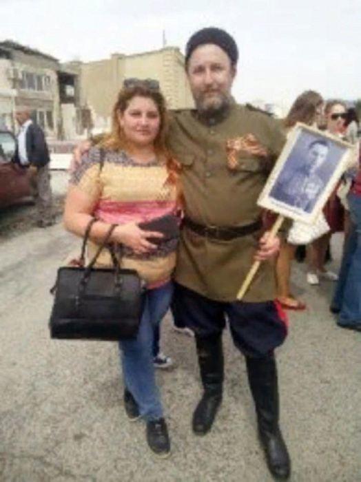 Мы воюем за нашу родину - Азербайджан!