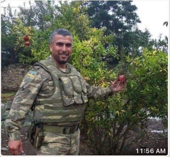 Майор армии Азербайджана вернулся домой в Джебраильский район спустя 27 лет