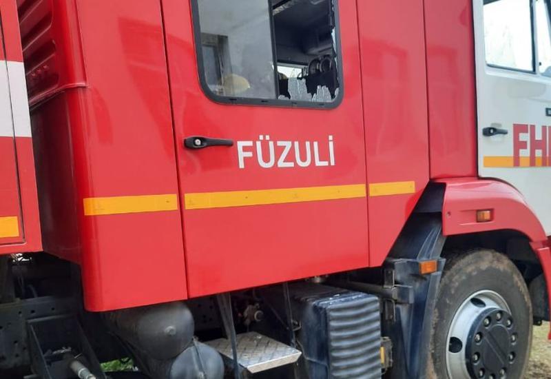 В жилом доме в Сумгайыте вспыхнул пожар, эвакуированы шесть человек