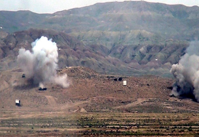 ВС Азербайджана пресекли попытки армян перейти в наступление в нескольких направлениях