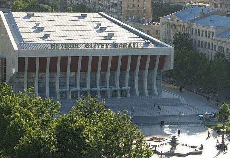 Коллектив Дворца Гейдара Алиева поддержал ВС Азербайджана – за освобождение наших земель от оккупации