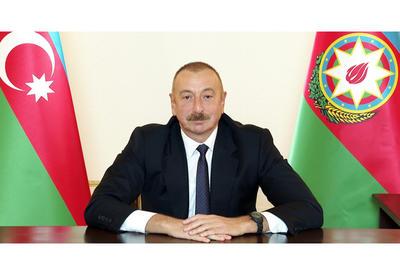 Президент Ильхам Алиев выступил с обращением к азербайджанскому народу  - ОБНОВЛЕНО - ФОТО - ВИДЕО