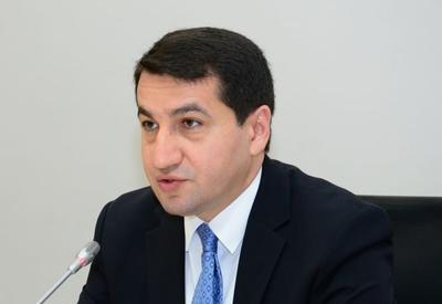 Шехиды ценой своих жизней разрушили геополитические игры против Азербайджана - Хикмет Гаджиев