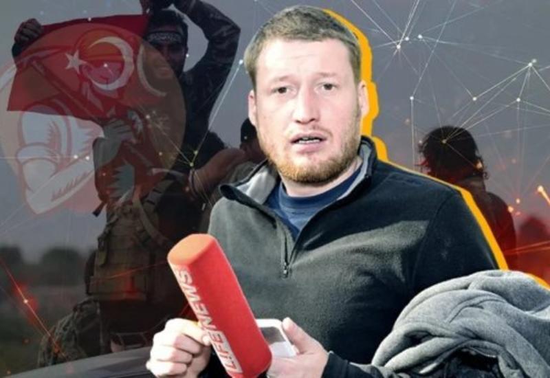 Провокатор Семен Пегов сбежал из оккупированного Карабаха