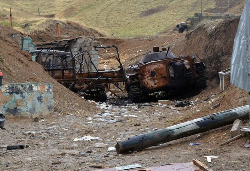 Армении потребуются десятки лет, чтобы восполнить арсенал потерянной военной техники