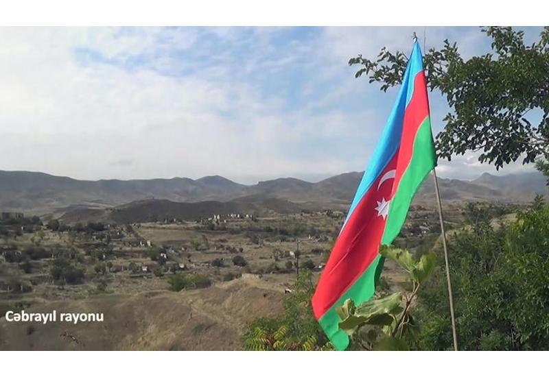 Разгром армян под Джебраилом
