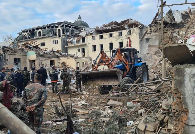 Армения бомбила мирные города и 30 лет преступно нарушала резолюции ООН