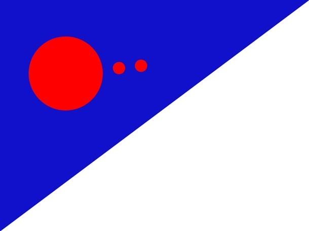 Илон Маск придумал, как будет выглядеть флаг первой колонии на Марсе