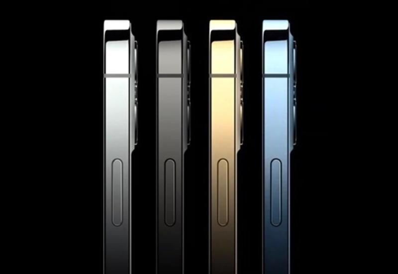 Четыре iPhone 12 и умная колонка